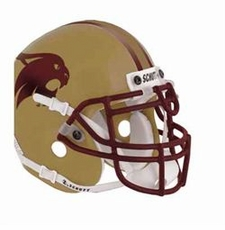 Texas State Bobcats Schutt Authentic Mini Helmet