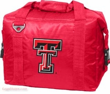 Texas Tech Red Raiders 12 Pack Small Cooler