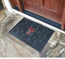 Texas Tech Red Raiders 19x30 Medallion Door Mat