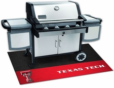Texas Tech Red Raiders 26x42 Grill Mat
