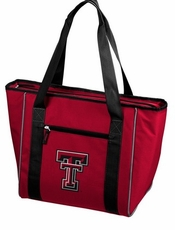 Texas Tech Red Raiders 30 Can Cooler Tote