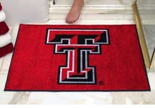 "Texas Tech Red Raiders 34""x45"" All-Star Floor Mat"