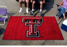 Texas Tech Red Raiders 5'x8' Ulti-mat Floor Mat