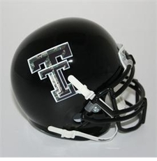 Texas Tech Red Raiders Camo Schutt Authentic Mini Helmet