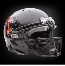 Texas Tech Red Raiders DNA Schutt Authentic Mini Helmet