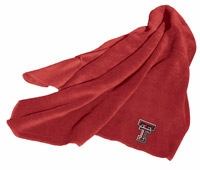 Texas Tech Red Raiders Fleece Throw