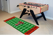 "Texas Tech Red Raiders Football Runner 30""x72"" Floor Mat"
