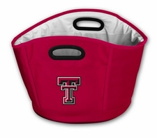 Texas Tech Red Raiders Party Bucket