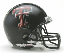 Texas Tech Red Raiders Riddell Replica Mini Helmet