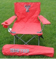 Texas Tech Red Raiders Rivalry Adult Chair