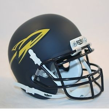 Toledo Rockets Schutt Authentic Mini Helmet