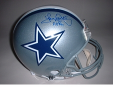 Tony Dorsett Dallas Cowboys Autographed HOF Full Size Authentic Helmet