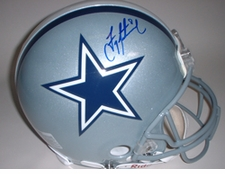 Troy Aikman Dallas Cowboys Autographed Full Size Authentic Helmet