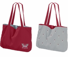 Troy Trojans Reversible Tote Bag