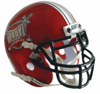 Troy Trojans Schutt Authentic Mini Helmet