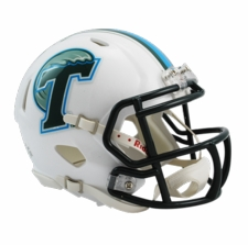 Tulane Green Wave Riddell Speed Mini Helmet