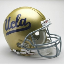 UCLA Bruins Riddell Pro Line Authentic Helmet