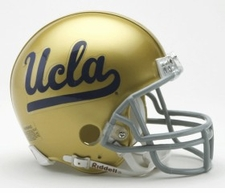 UCLA Bruins Riddell Replica Mini Helmet