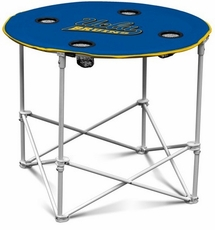 UCLA Bruins Round Tailgate Table