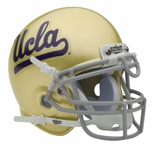 UCLA Bruins Schutt Authentic Mini Helmet