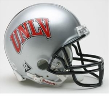 UNLV Runnin' Rebels Riddell Replica Mini Helmet