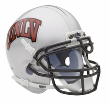 UNLV Runnin' Rebels Schutt Authentic Mini Helmet