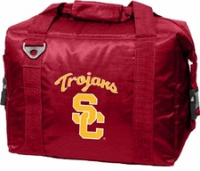 USC Trojans 12 Pack Small Cooler