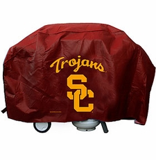 USC Trojans Economy Grill Cover