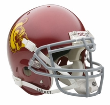 USC Trojans Schutt Authentic Full Size Helmet