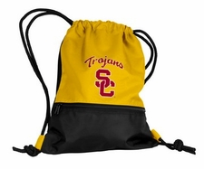 USC Trojans Yellow String Pack / Backpack
