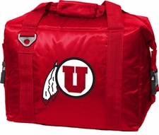 Utah Utes 12 Pack Small Cooler