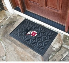 Utah Utes 19x30 Medallion Door Mat