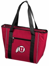 Utah Utes 30 Can Cooler Tote