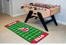 "Utah Utes Football Runner 30""x72"" Floor Mat"