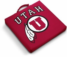 Utah Utes Stadium Seat Cushion