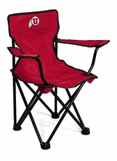 Utah Utes Toddler Chair