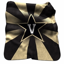 Vanderbilt Commodores Raschel Throw