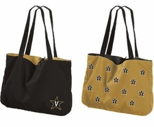 Vanderbilt Commodores Reversible Tote