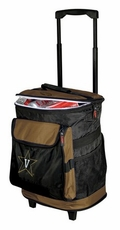 Vanderbilt Commodores Rolling Cooler