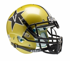 Vanderbilt Commodores Schutt XP Authentic Helmet