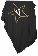 Vanderbilt Commodores Sweatshirt Blanket