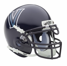 Villanova Wildcats Schutt Authentic Mini Helmet
