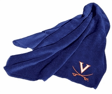 Virginia Cavaliers Fleece Throw