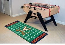 "Virginia Cavaliers Football Runner 30""x72"" Floor Mat"