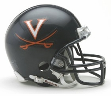 Virginia Cavaliers Riddell Replica Mini Helmet