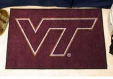 "Virginia Tech Hokies 20""x30"" Starter Floor Mat"