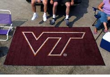 Virginia Tech Hokies 5'x8' Ulti-mat Floor Mat