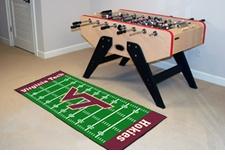 "Virginia Tech Hokies Football Runner 30""x72"" Floor Mat"