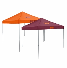 Virginia Tech Hokies Home / Away Reversible Logo Tailgate Tent