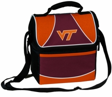 Virginia Tech Hokies Lunch Pail
